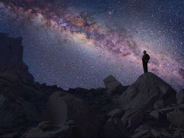 universe man